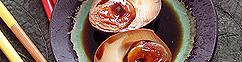 Japanse gemarineerde eieren