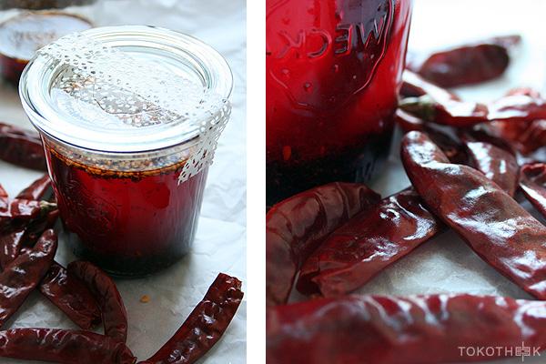 chili olie op tokotheek