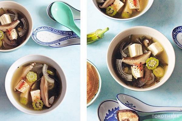 miso soep op tokotheek