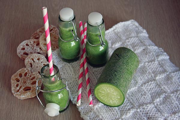 smoothie op tokotheek