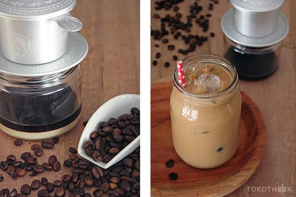 vietnamese koffie op tokotheek ca phe sua da op tokotheek cafe sua da op tokotheek