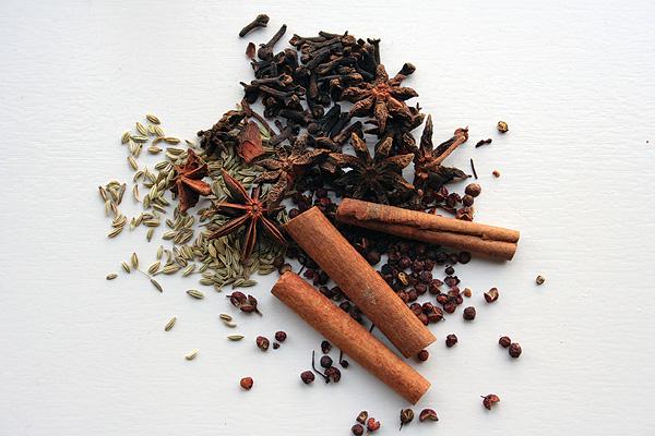 chinese vijfkruidenpoeder five spices op tokotheek