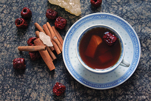 jujube thee