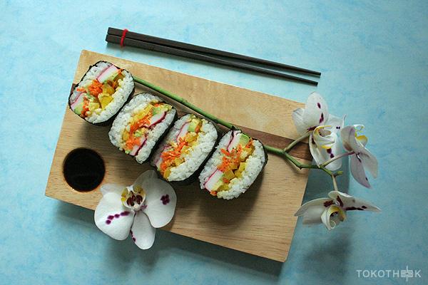 sushi sandwich