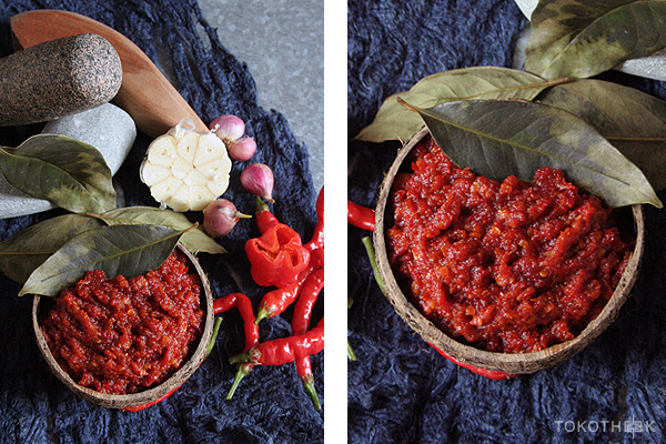 sambal badjak